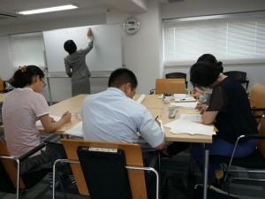 講師と受講者の関係性も作れ、研修への取り組み度が増しています。