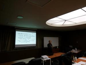 藤田廣志講師による悠久の風キャリアコンサルタント技能講習「ワークライフバランス支援・コーディネート力向上」